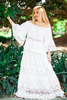 Юбка женская летняя из хлопка Индиано, Fresh-cotton 015 F-1C