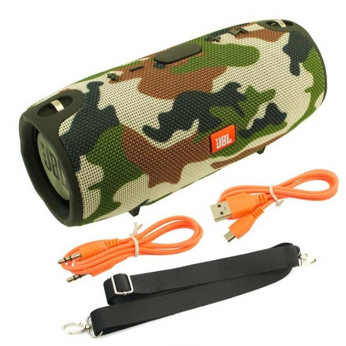 Портативная колонка JBL Xtreme Mini Waterproof Camouflage Реплика