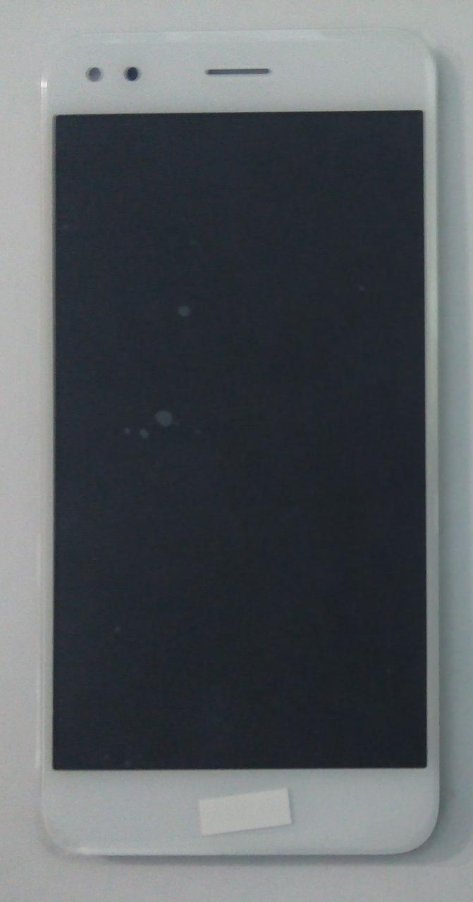 Модуль (сенсор+дисплей) для Huawei Nova Lite (2017), P9 Lite mini, Y6 Pro (2017), SLA-L02,-L22,-L03білий