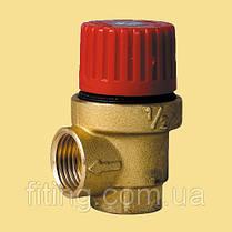 Предохранительный клапан 1/2 вв (2,5 бар) ICMA 241 (Италия), фото 2