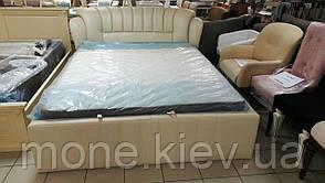 """Кровать с мягкой спинкой """"Селин"""", фото 2"""