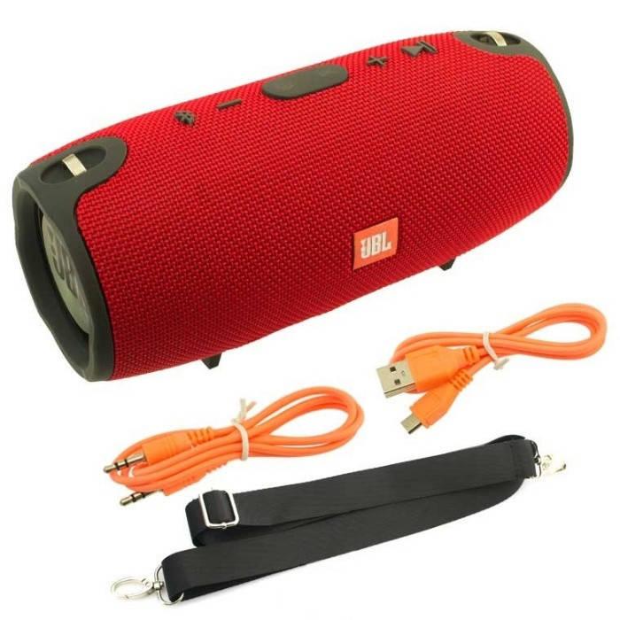 Портативная колонка JBL Xtreme Mini Waterproof Red Реплика