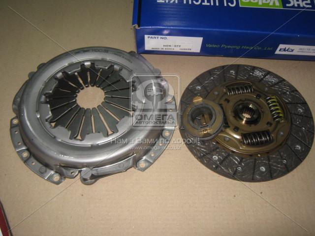 Комплект сцепления Kia Cerato 2004-2009 (1.6) Диск+Корзина+выжимной VALEO PHC
