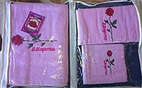 Подарочный набор полотенец 8 марта
