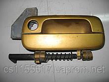 Наружная ручка задней двери (ляды) 9621858877 б/у на Citroen Berlingo, Peugeot Partner 1996-2008 год