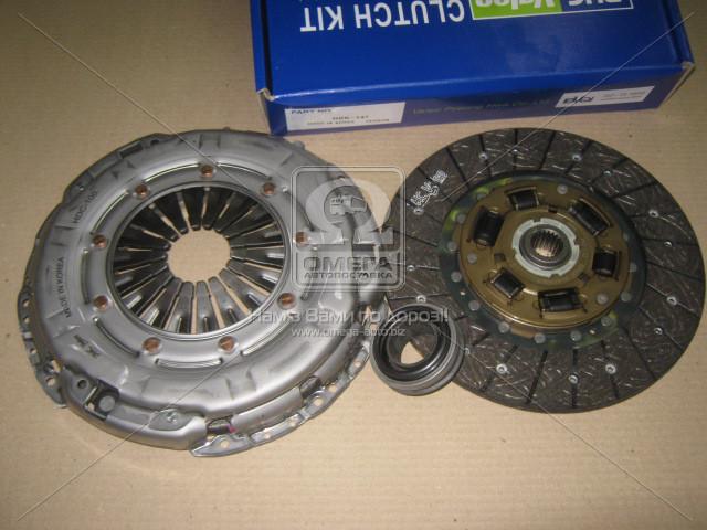 Комплект сцепления Kia Ceed 2006-2012 (1.6 CRDI) VALEO PHC