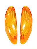 WIND - скло поворотів передніх Л+П жовті