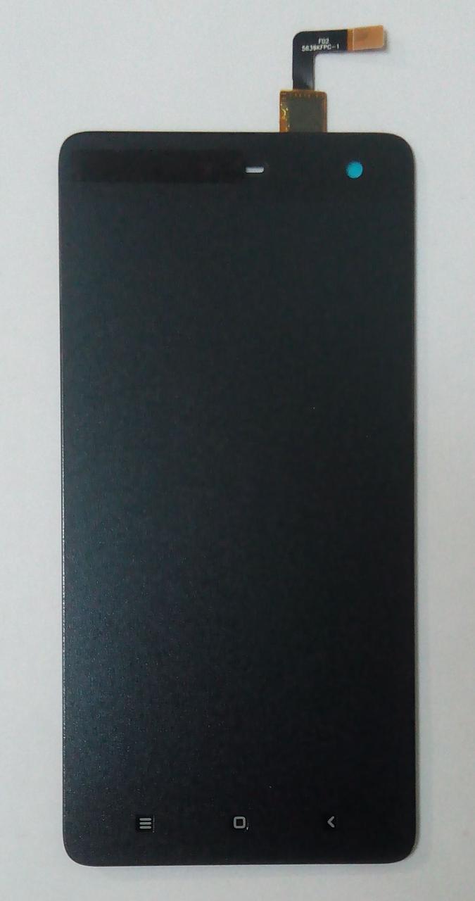 Модуль (сенсор+дисплей) для Xiaomi Mi4 original чорний