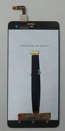Модуль (сенсор+дисплей) для Xiaomi Mi4 orig.чорний, фото 2