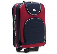 Дорожный чемодан на колесах SUITCASE 801 для ручной клади (Мини)
