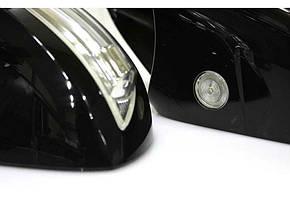 Корпуса зеркал с повторителями поворотов Hyundai Santa Fe до 2005г, фото 2