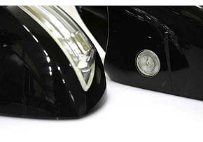 Корпуса зеркал с повторителями поворотов Hyundai Getz, фото 2