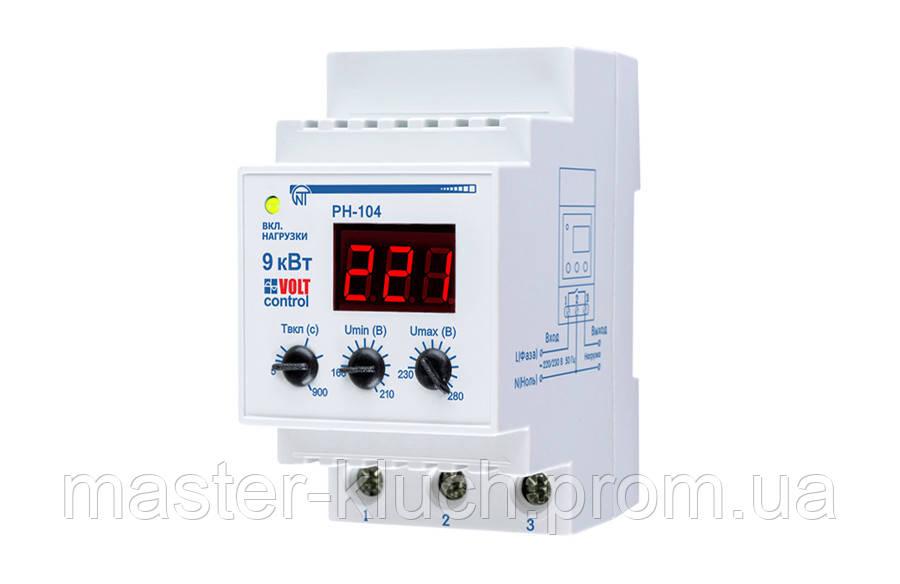 Универсальный автоматический электронный переключатель фаз Новатек-Электро ПЭФ-301