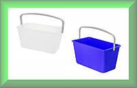 Ведро для уборки с ручкой 13л 9911 TTS Италия (синее)