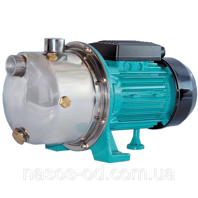 Насос центробежный поверхностный самовсасывающий Euroaqua JY1000 для воды 1.1кВт Hmax50м Qmax60л/мин