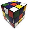 Серветки паперові «Кубик Рубіка»