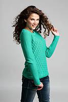 В'язані жіночі кофти, туніки, светри