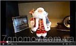 Очаровательный Дед мороз 30,5 см всего за 280 грн.!