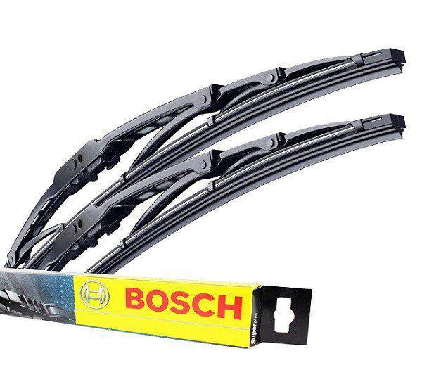 Комплект щетлк стеклоочистителей каркасный BOSCH Twin 420/420 код 3397118500