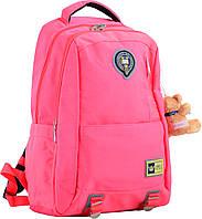 Рюкзак молодежный OX 406, 45*29.5*13.5, розовый  555689