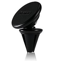Магнитный держатель телефона в авто Remax Car Holder RM-C28 Black, фото 1