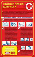 Стенды Медицина Первая Помощь, фото 1