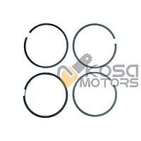 Кольца поршневые м/б 190N (12Hp) 0,50 (Ø90,50)