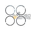 Кольца поршневые м/б   195N (12Hp)  1.00 (Ø96,00)