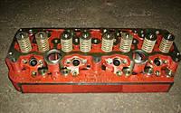 Головка блока цилиндров ГБЦ Д-245 МТЗ,ПАЗ (в сборе) 245-1003012