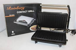 Электрогриль, сэндвичница, бутербродница Rainberg RB-5401