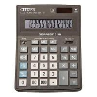 Профессиональный калькулятор CITIZEN Correct D-316