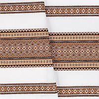 Декоративная ткань с украинским орнаментом ТД-11 (1/3)  от 1 м/пог
