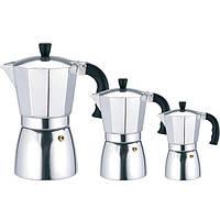 Гейзерная кофеварка Maestro MR-1667-3