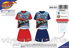 Пижама для мальчиков Blaze оптом, 3-8 лет.
