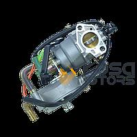 Карбюратор м/б   177F/188F   (9/13Hp)   (с газовым редуктором и электромагнитным клапаном), фото 1