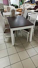 "Комплект ""Ницца"" стол и 4 стула, фото 2"