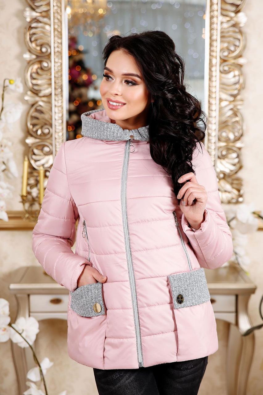 Женская демисезонная куртка весна-осень 44 р.Куртка жіноча демісезонна  весна-осінь d2a8f5b03814d