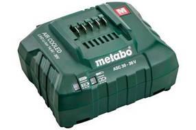 Зарядний пристрій Metabo ASC 30-36 V (14.4-36 В)