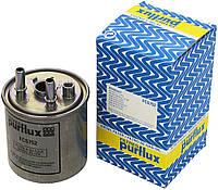 PurfluxФильтр топливный с присоединением датчика уровня воды Renault Kangoo 09- Purflux FCS752