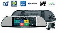 Зеркало заднего вида с видеорегистратором ParkCity DVR HD 900