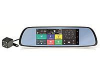 Зеркало видеорегистратор с парковочной камерой Cyclone MR-220 AND 3G