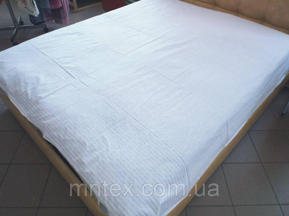 Ткань для пошива постельного белья бязь голд Страйп