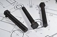 Болт М12 ГОСТ 7805-70, класс точности А