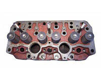 Головка блока цилиндров ГБЦ Д-260 МТЗ-1221 в сборе 260-1003012 СБ