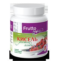 Кисель «Лесные ягоды» обогащен витаминами, железом и йодом.