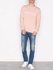Пуловер на флисе Leopold от Solid (Дания) в размере S