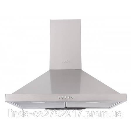 Кухонная вытяжка LAZIO 60 INOX (750)  VentoLux, фото 2
