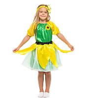 Карнавальный костюм Подсолнуха, фото 1