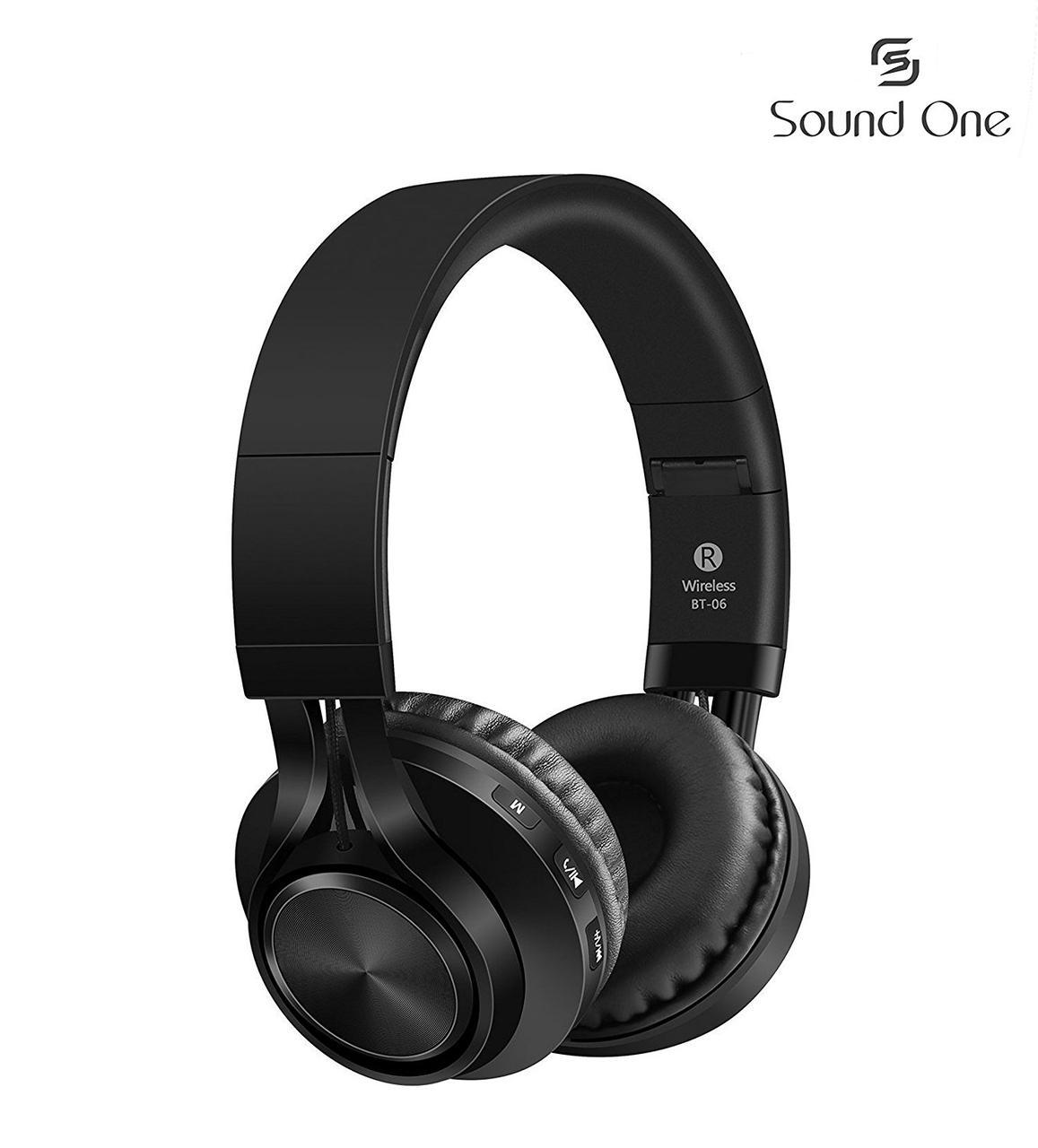 Наушники беспроводные Sound Intone BT-06 Swift Bluetooth 4.0