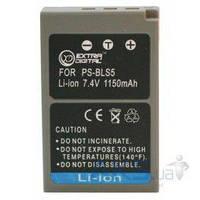 Аккумулятор для фотоаппарата Olympus PS-BLS5 (1150 mAh) BDO2548 ExtraDigital
